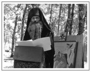 Hieromonk Seraphim Rose teaching